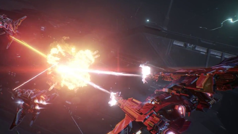 Eve: Valkyrie - Warzone - Launch-Trailer zur Non-VR-Version des Weltraumactionspiels