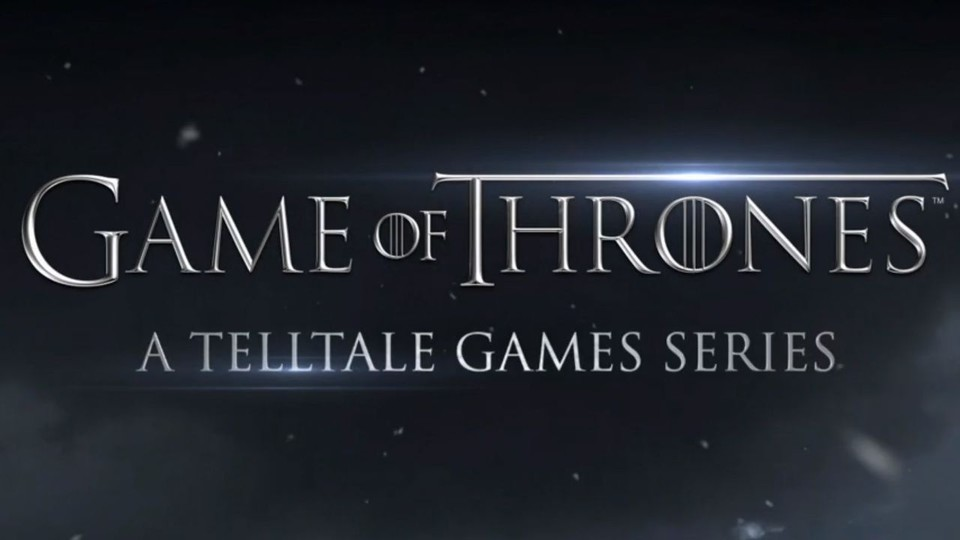 Telltales Episoden-Adventure Game of Thrones soll noch 2014 starten.