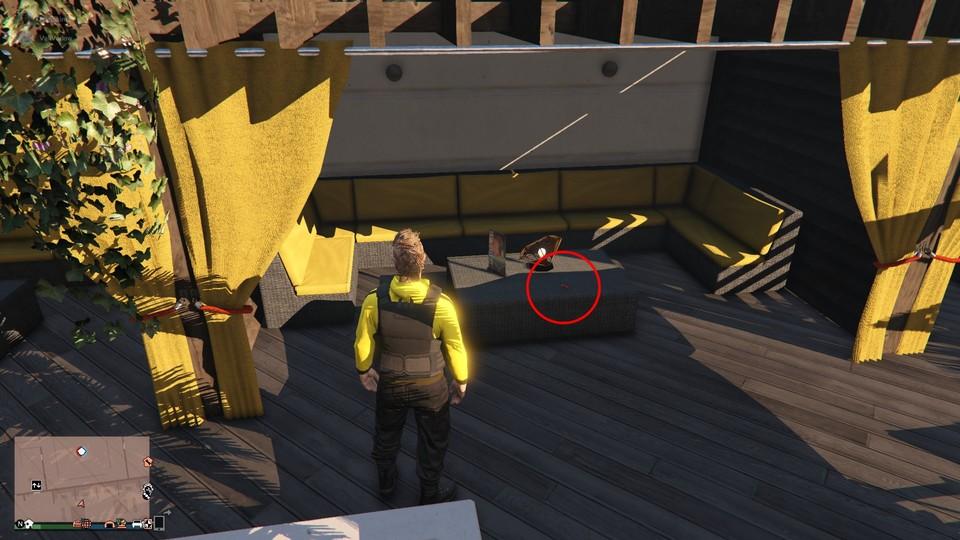 GTA Online: Как найти все медиаплееры