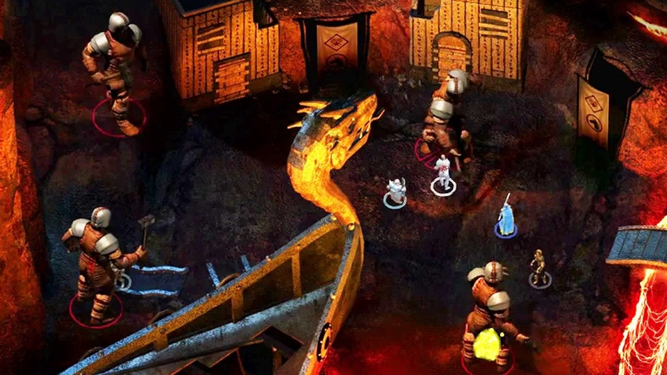 Icewind Dale: Enhanced Edition - Ankündigungs-Trailer zum D&D-Remake