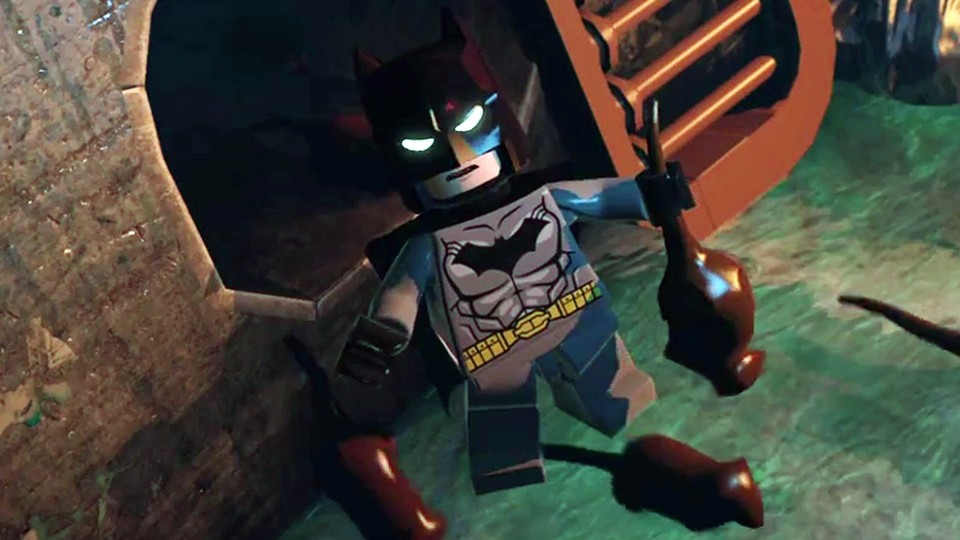 LEGO Batman 3: Beyond Gotham - Trailer: Hinter den Kulissen