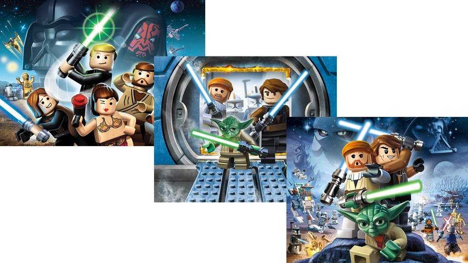 Lego Star Wars Wallpaper :