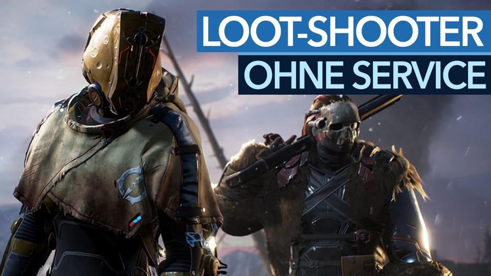 loot shooter ohne service outriders macher haben die nase voll von service games 6130486