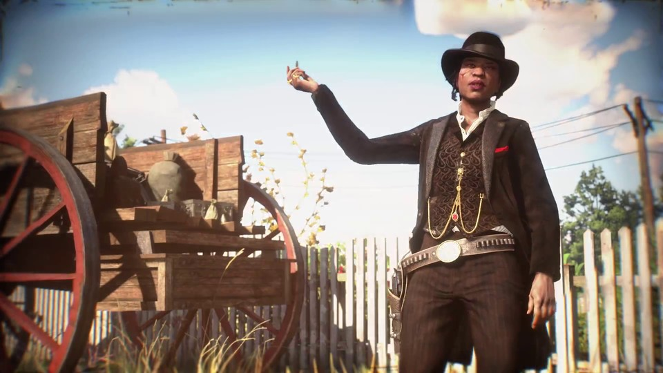 Red Dead Online: Short trailer introduces the new Quick Draw Club