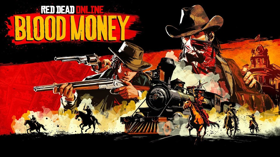 Red Dead Online: Trailer introduces the new content of the Blood Money update