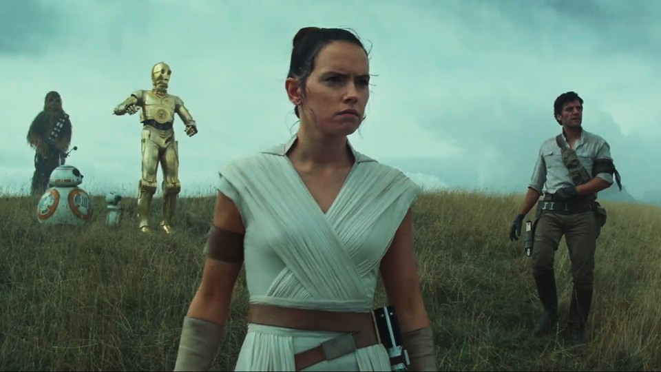 Mit Star Wars: Episode 9 - The Rise of Skywalker geht die Skywalker-Saga zu Ende.