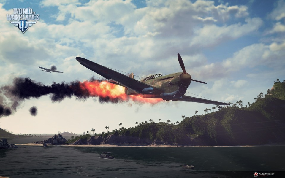 World of Warplanes startet erst am 13. November.