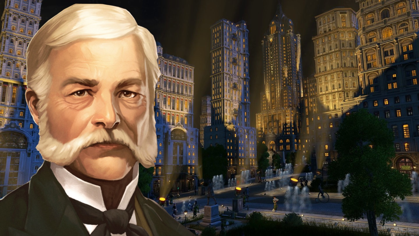 Anno 1800: Update 12 fixes little things that have been annoying for two years