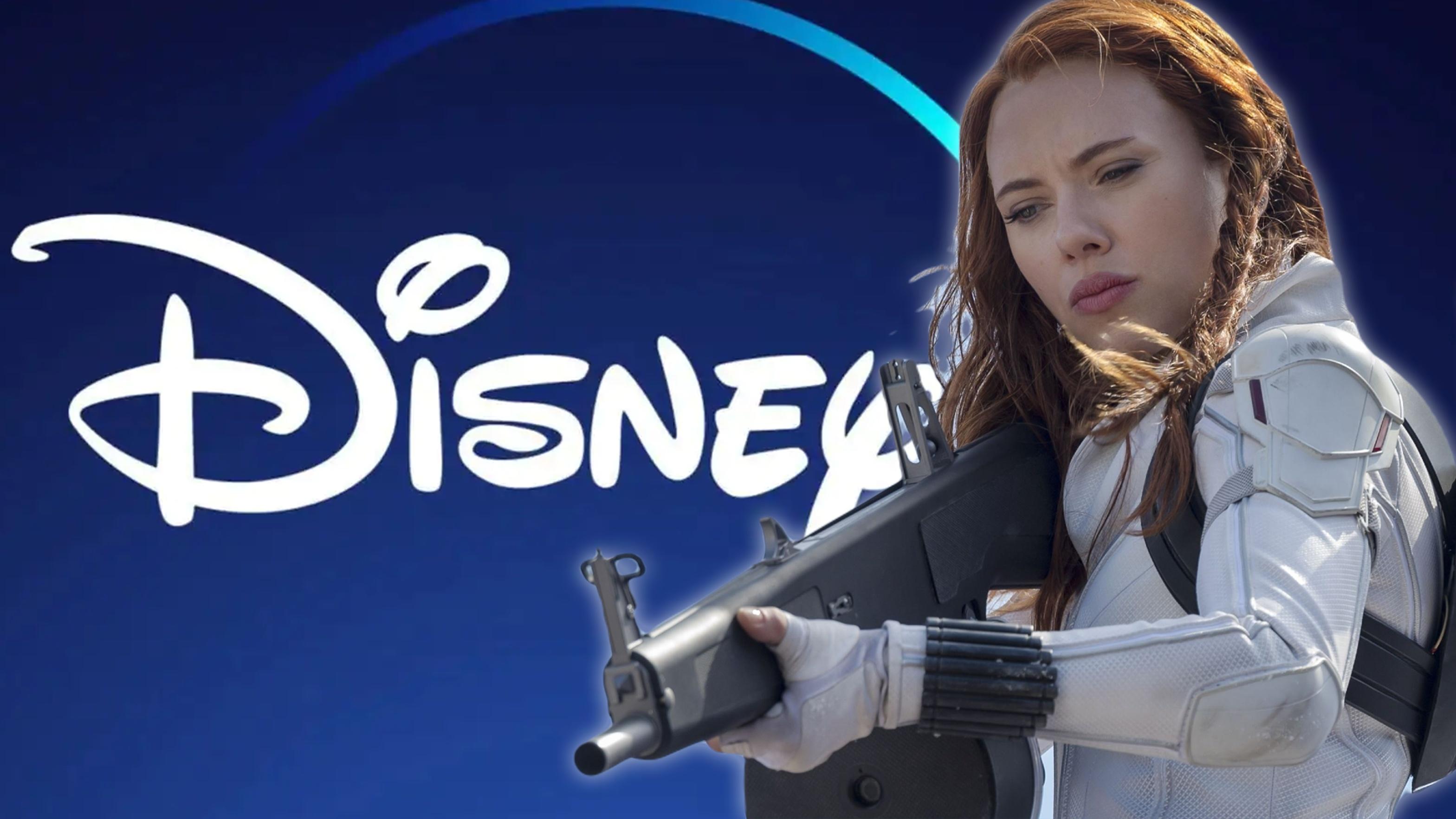 """""""Schade"""": Disney versteht nicht, warum Scarlett Johansson sie verklagt"""