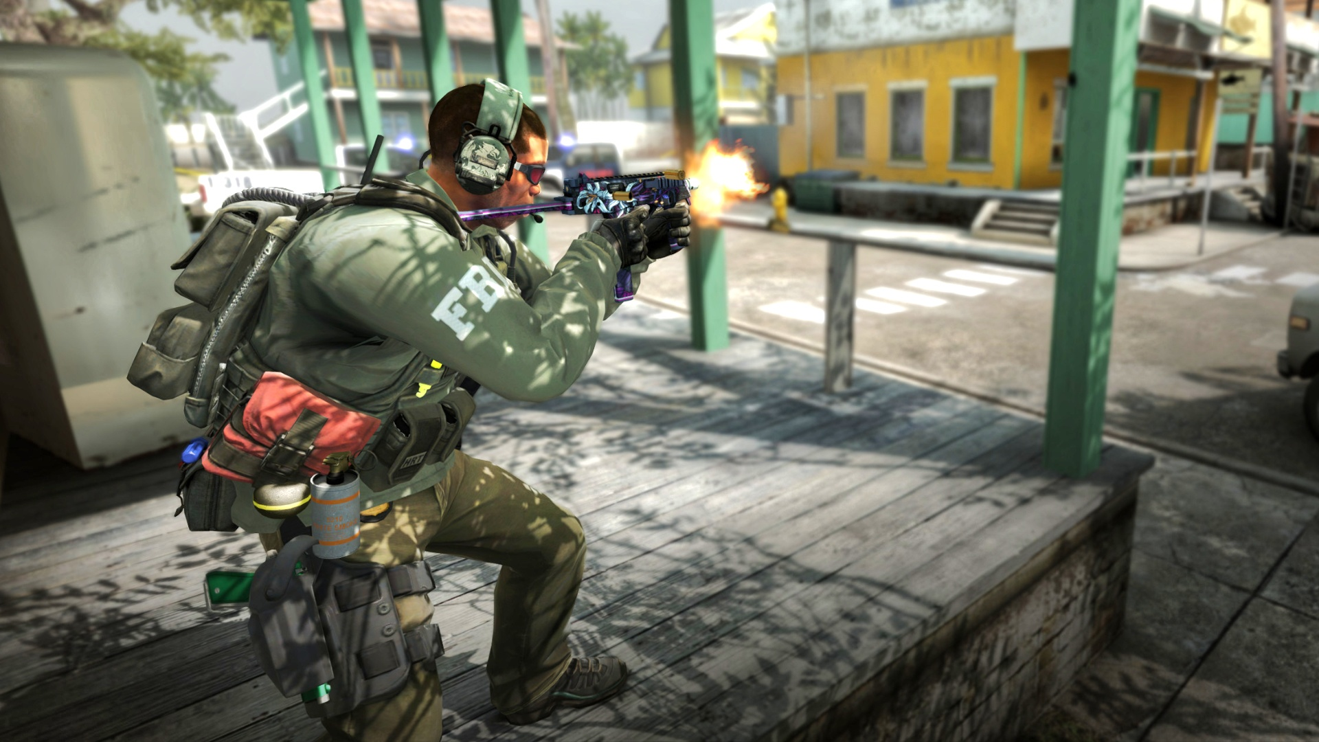 CS: GO degrades Free2Play players - for the benefit of everyone else