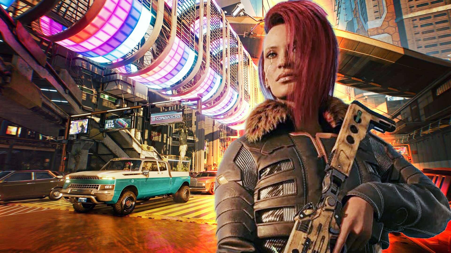 Cyberpunk 2077 1.3: Wie es sich anfühlt, wenn man jetzt erst anfängt