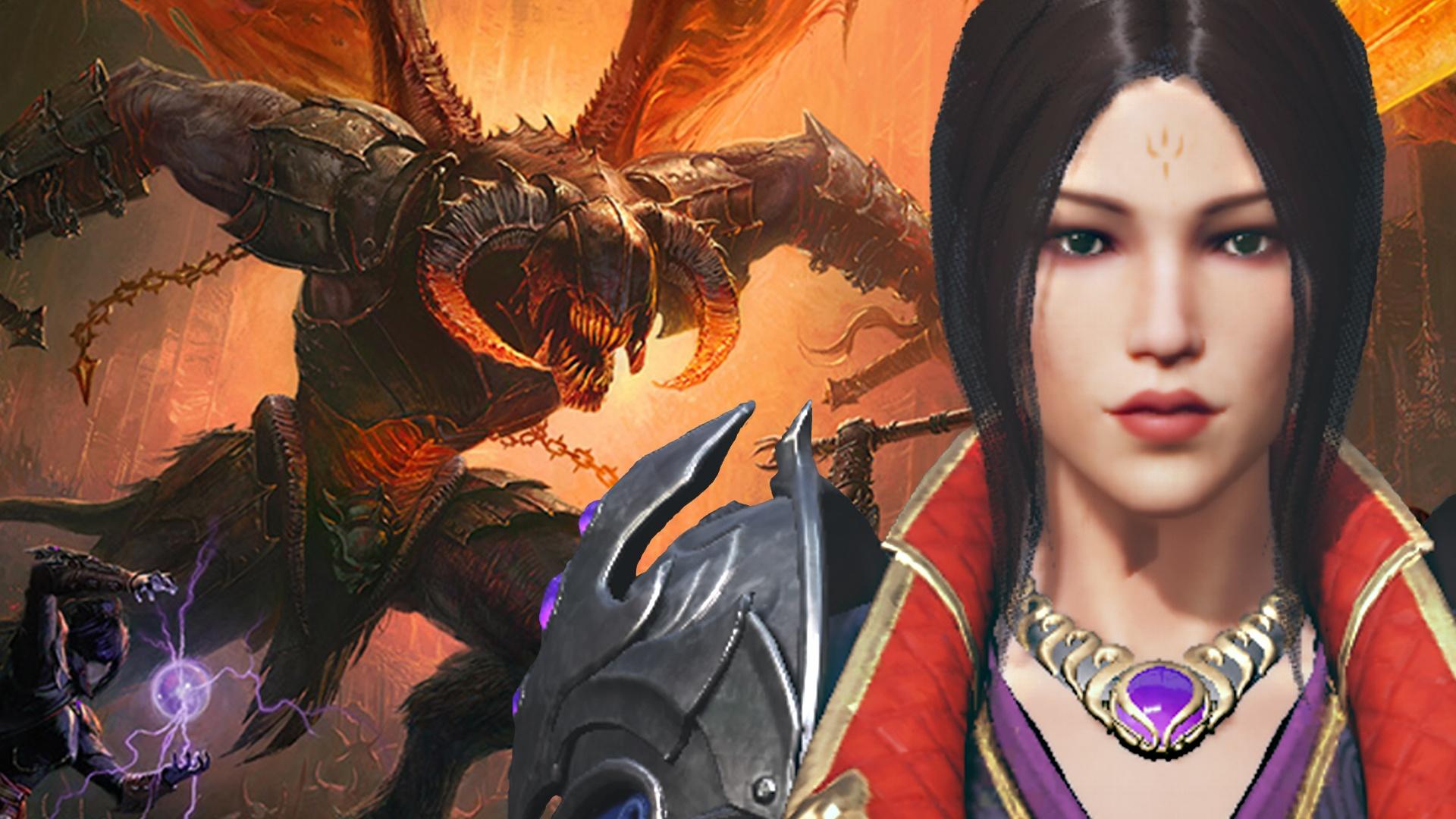 Diablo Immortal zeigt, wie Diablo 4 nicht werden darf