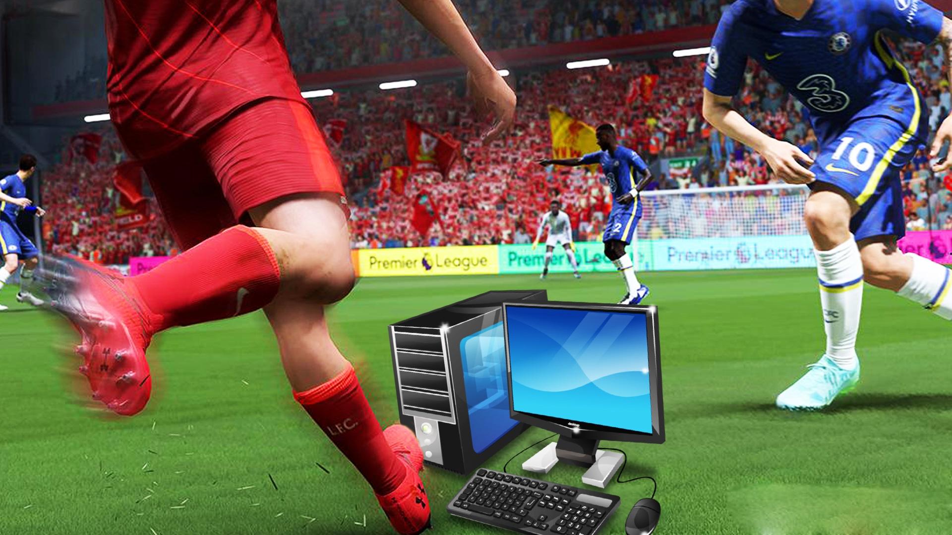 FIFA 22: PC-Model erneut die technisch schwächere Fassung