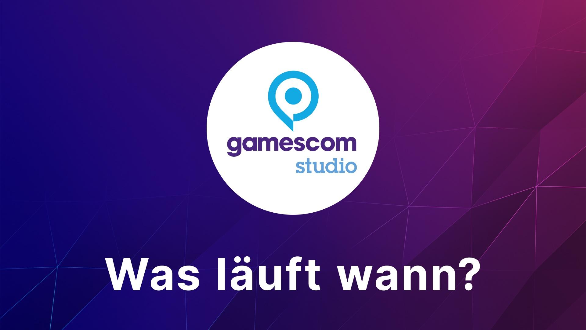 gamescom Programm Teaserbild