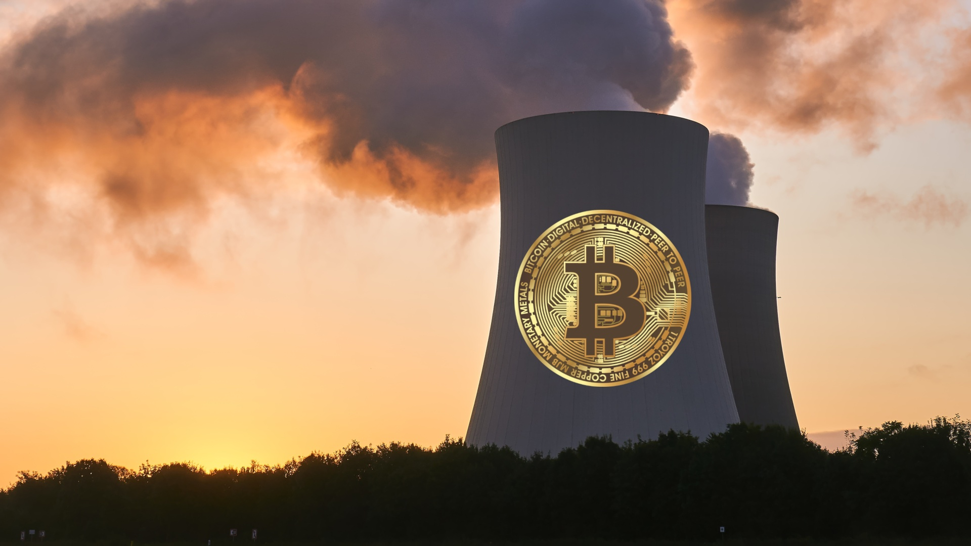 Cryptomining: Nuclear power plant is supposed to cover the immense electricity demand