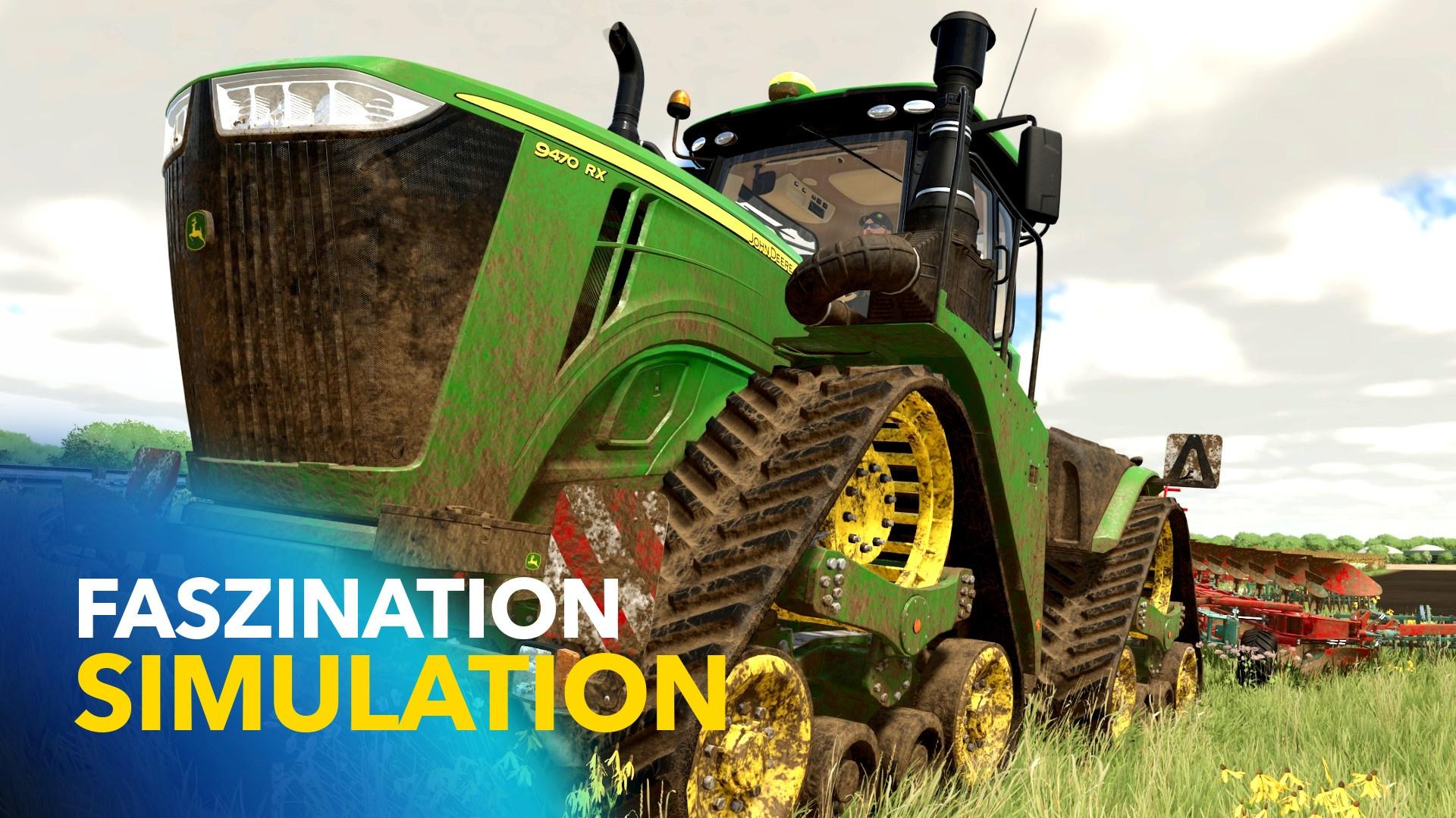 Landwirtschafts-Simulator 22: Der größte Sprung aller Zeiten