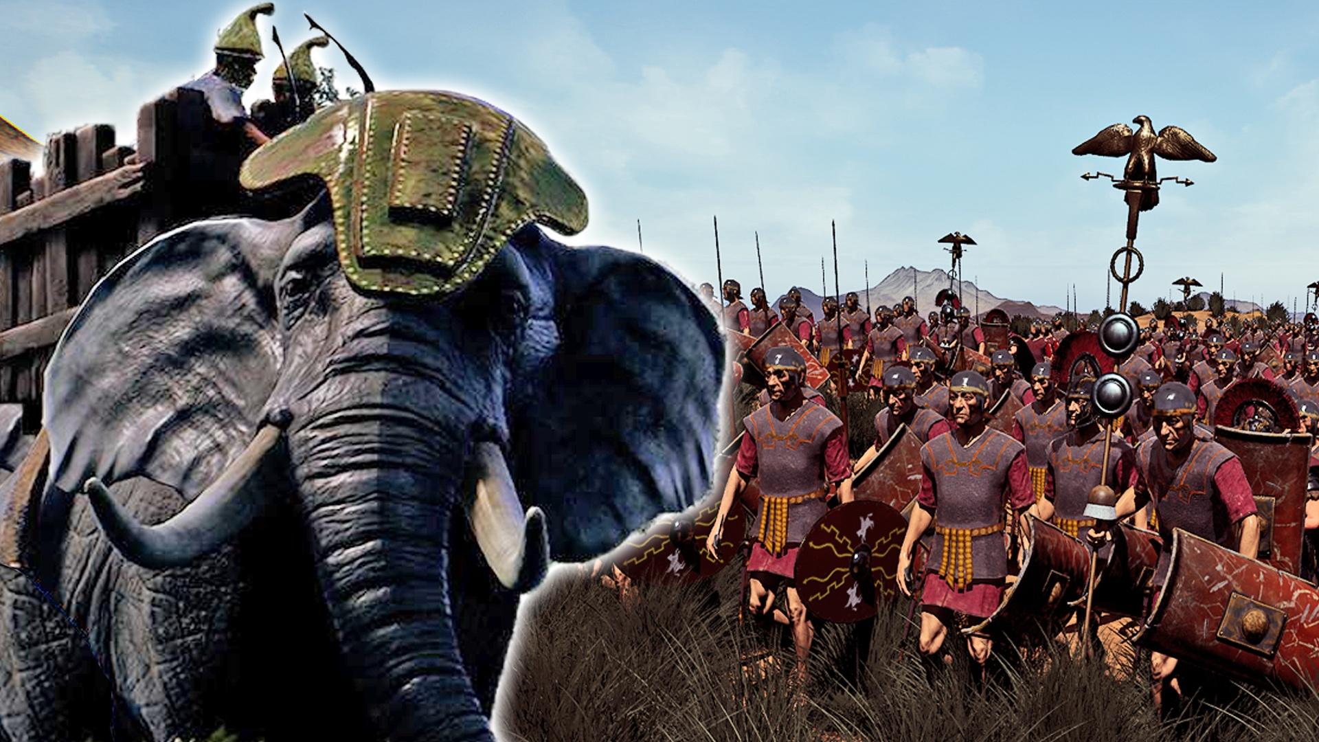 In Roman Empire Wars schlagt ihr Schlachten, die die Welt verändern