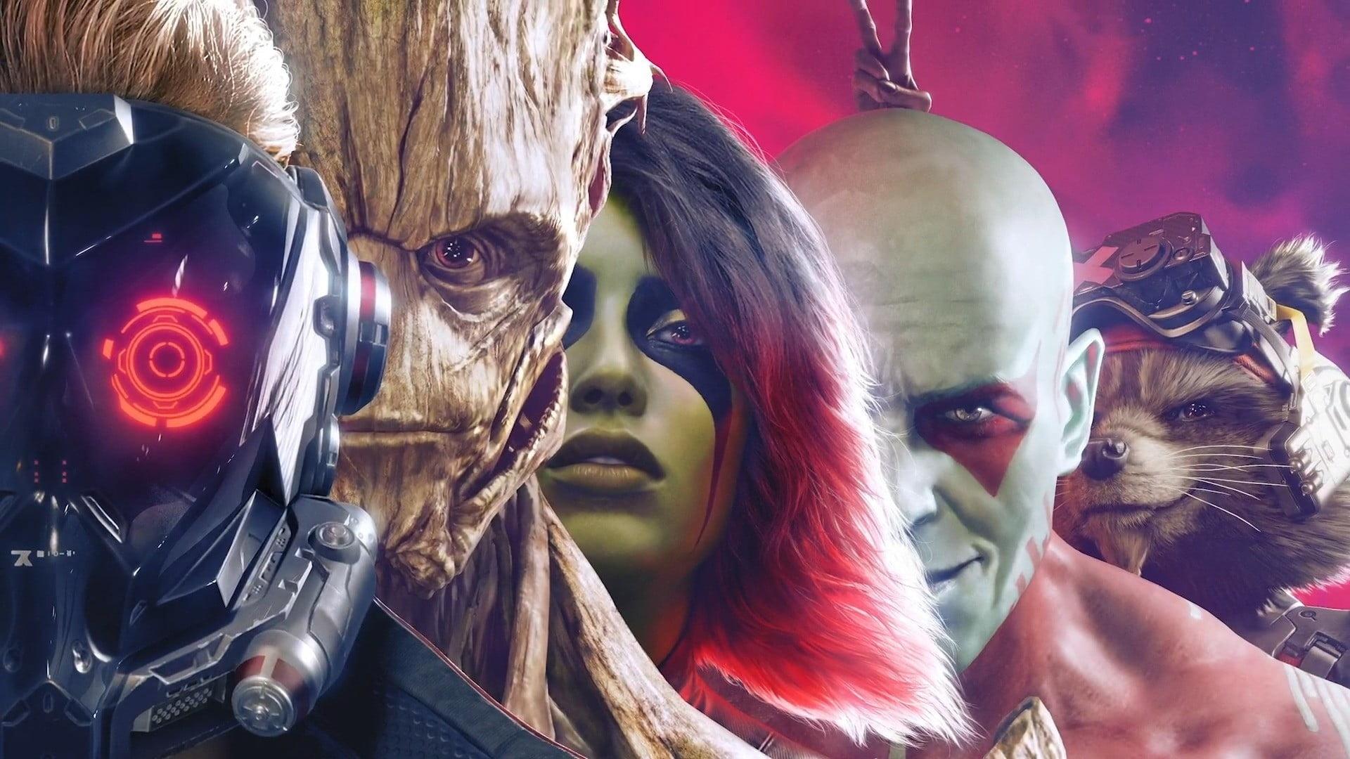 Wieso Guardians of the Galaxy uns beim Anspielen überrascht hat