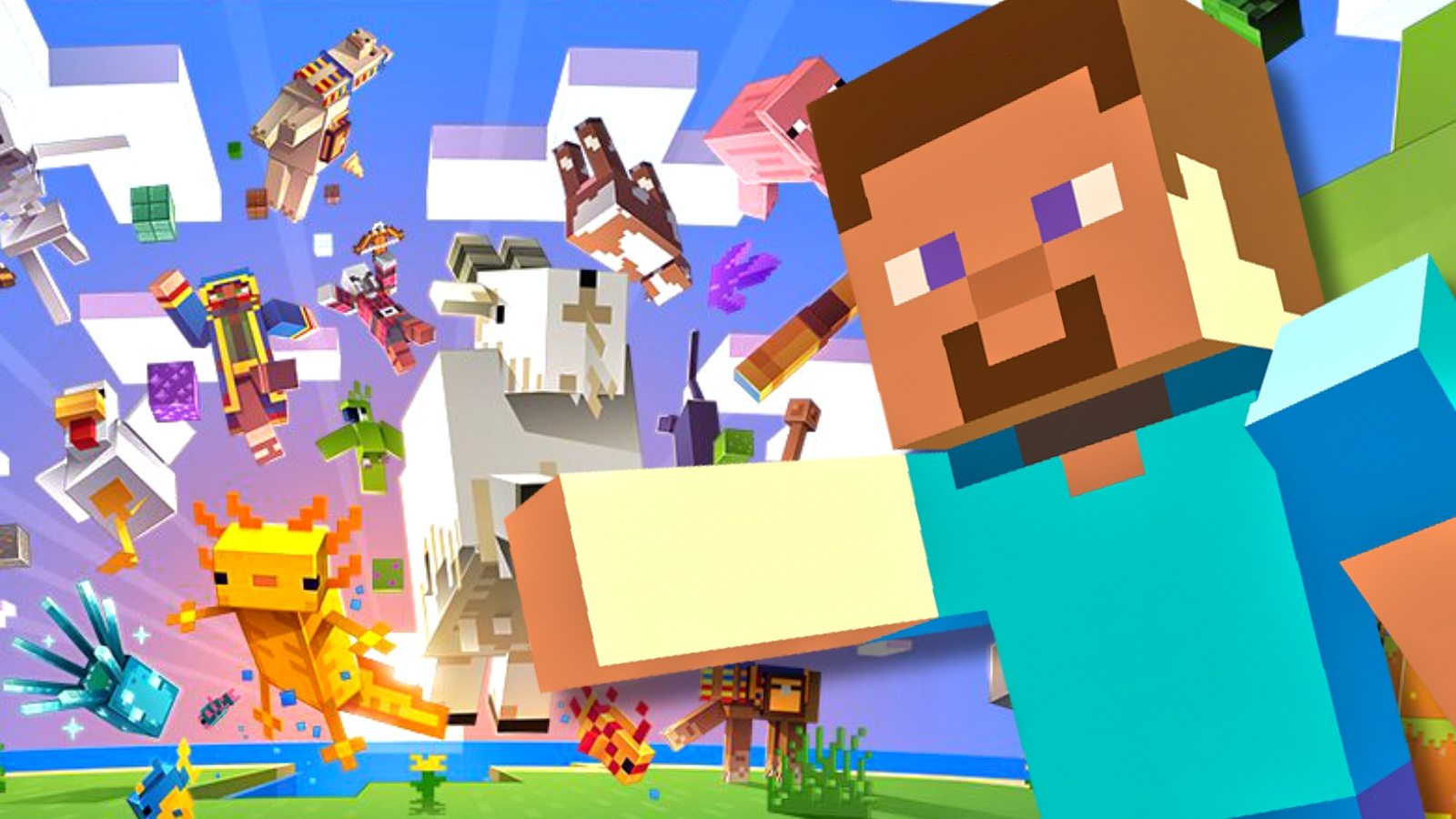 Minecraft 1.17 Caves & Cliffs finally has a release date