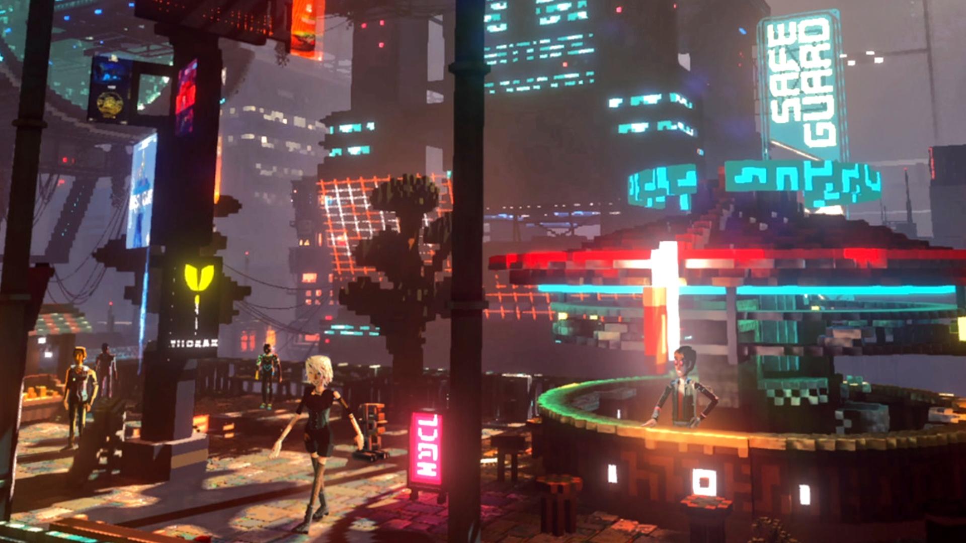 Cyberpunk trifft Stardew Valley: Nivalis, die düstere Lebenssimulation