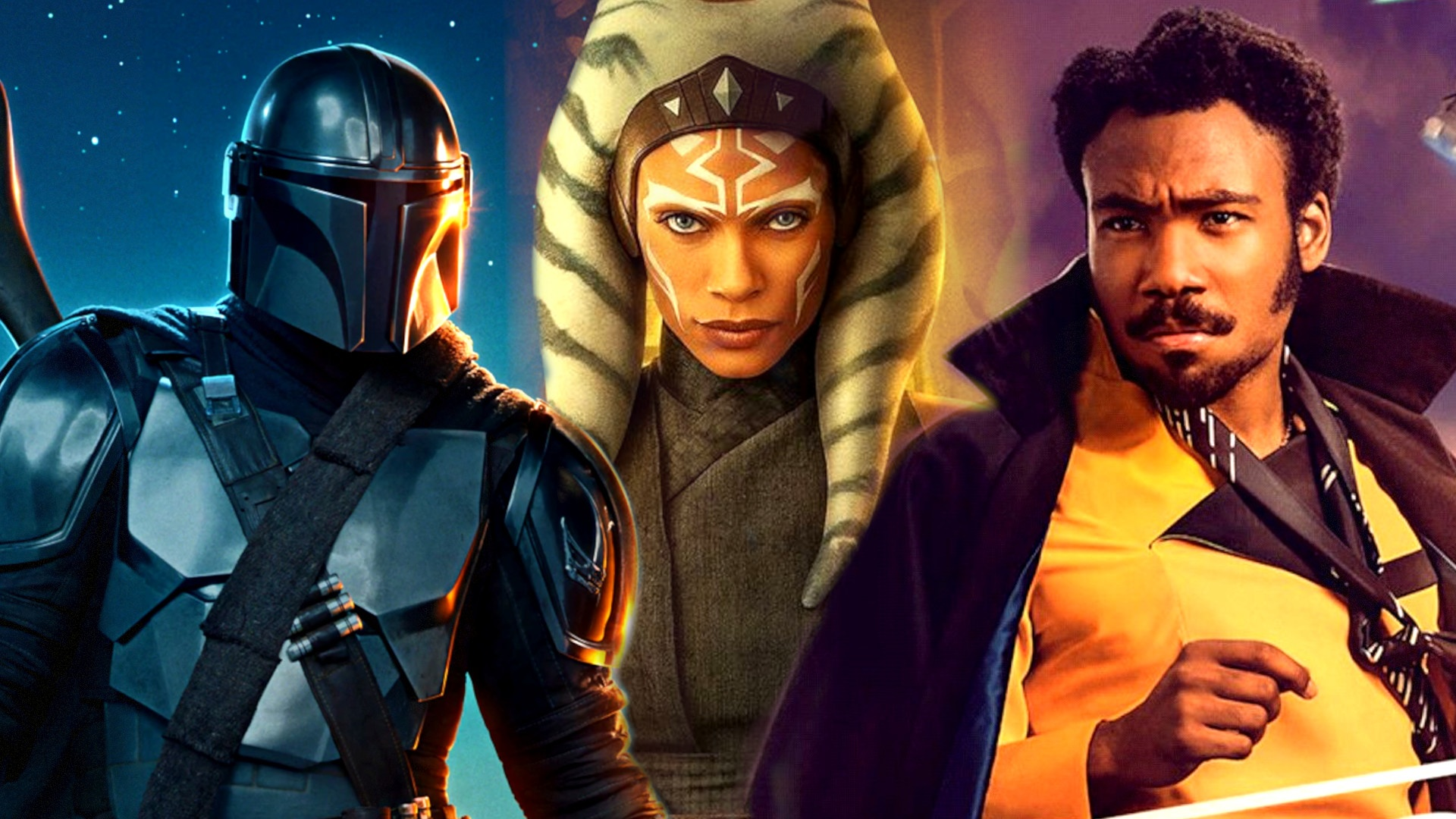 Star Wars: Alle TV-Serien, die nach The Mandalorian auf Disney+ starten