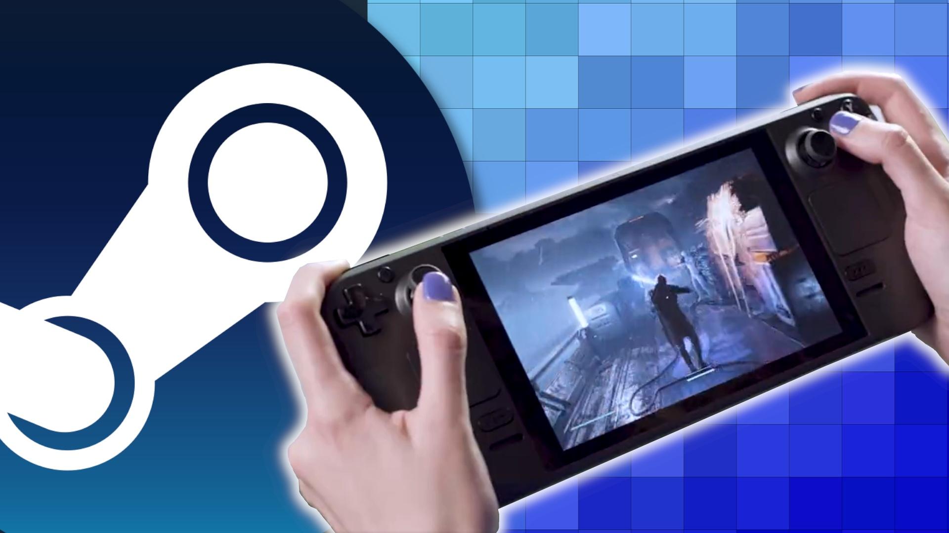 Steam Deck: Neue Videos zeigen, wie gut Spiele auf dem Handheld laufen