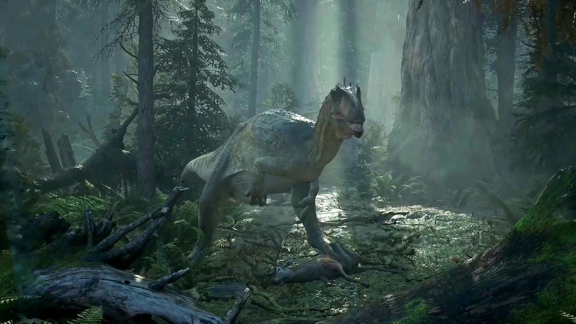 The Lost Wild - Im Survival-Thriller haben euch Dinosaurier zum Fressen gern