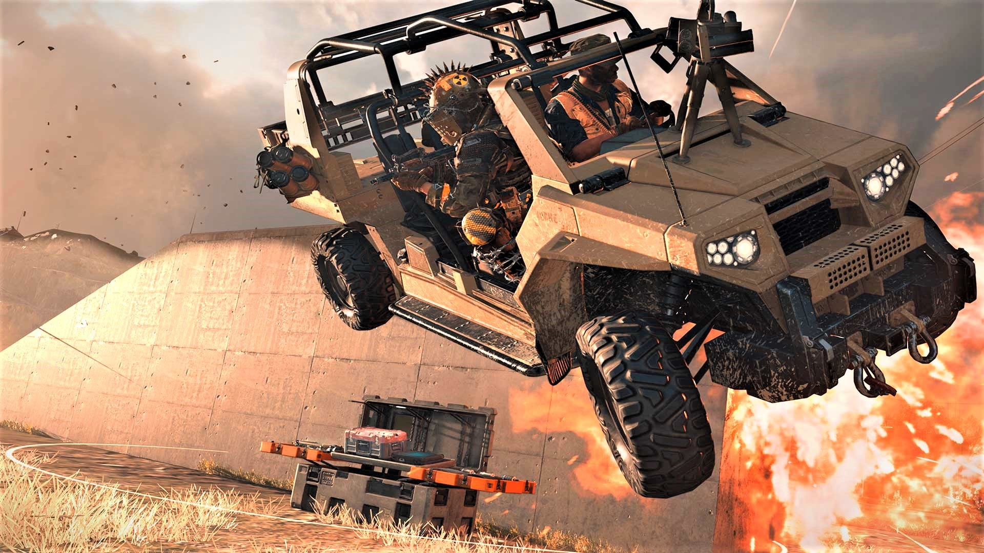 CoD Warzone: Now cheaters are using flying motorcycles