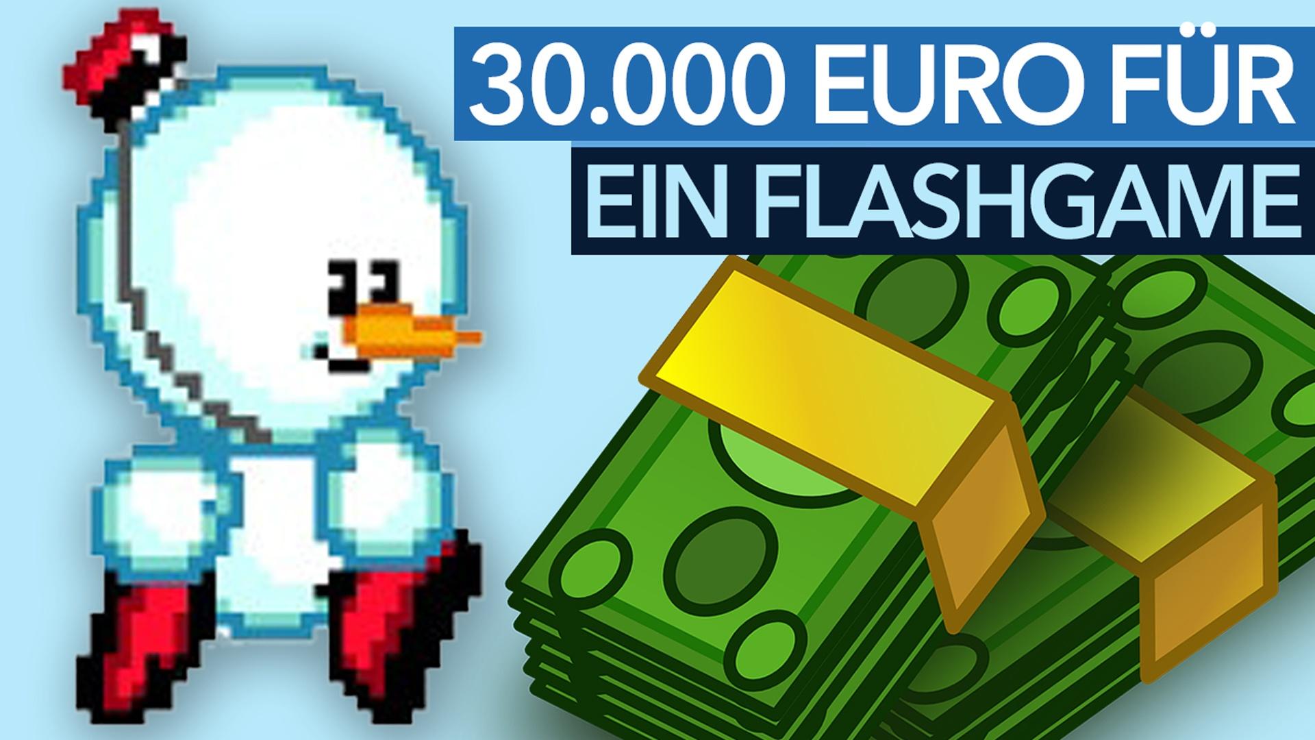 Wieso Fans ein 15 Jahre altes Flashgame für 30.000 Euro zurückbringen