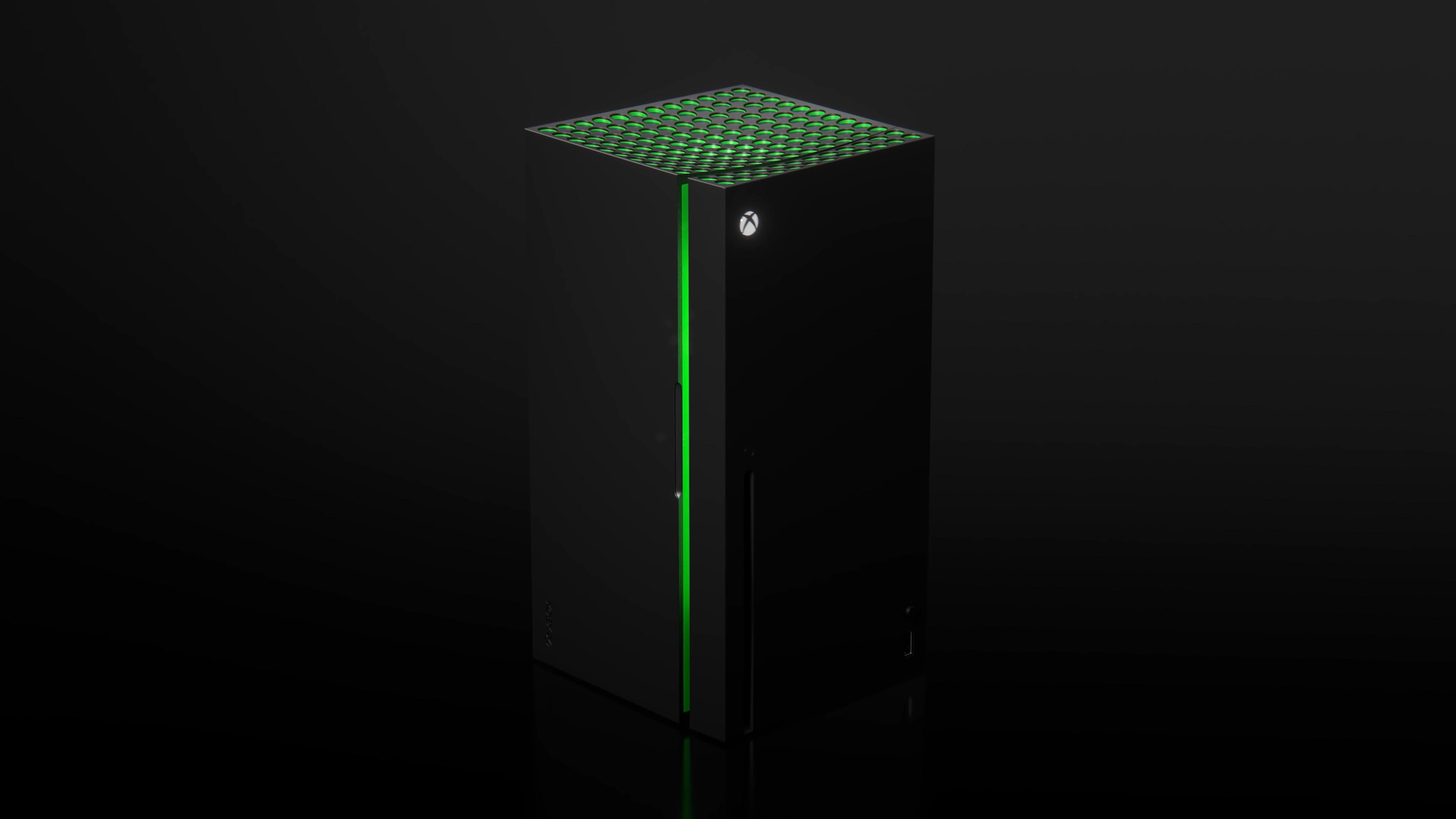 Xbox Series X: Den skurrilen Minikühlschrank könnt ihr bald kaufen