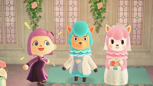 Hochzeitssaison New Horizons Animal Crossing Wiki
