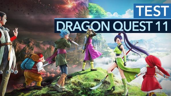Dragon Quest 11 im Test - JRPG-Juwel der alten Schule