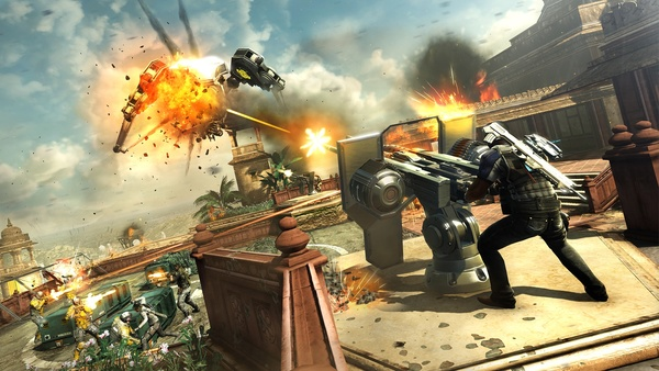 fuse im test - army of four  gamepro