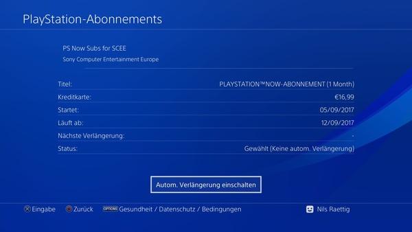 PS Now - Fans ärgern sich: Sony wirft einzelne Spiele aus Programm