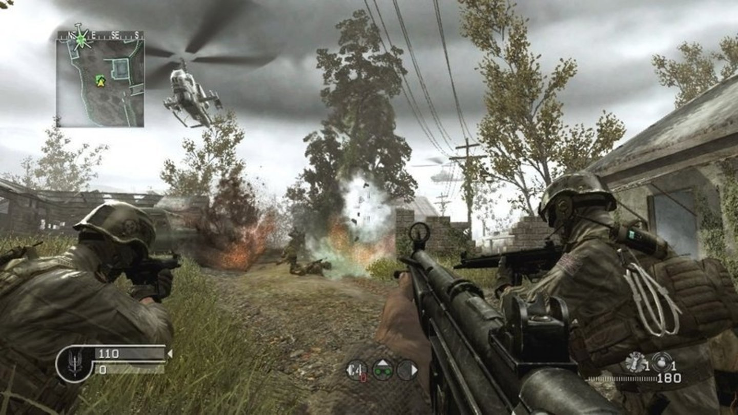 Call of Duty 4 1