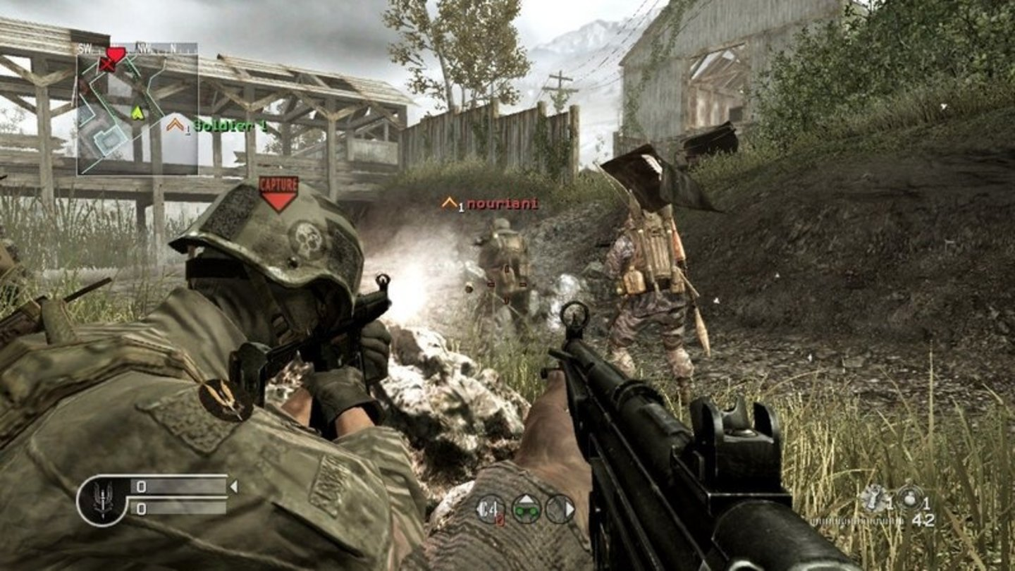 Call of Duty 4 5