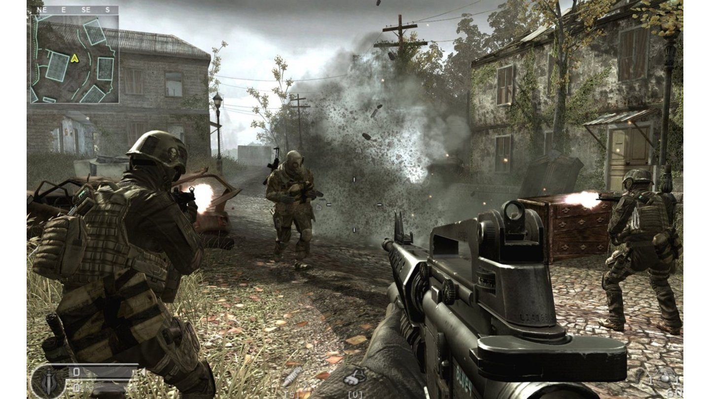 call of duty 4 6