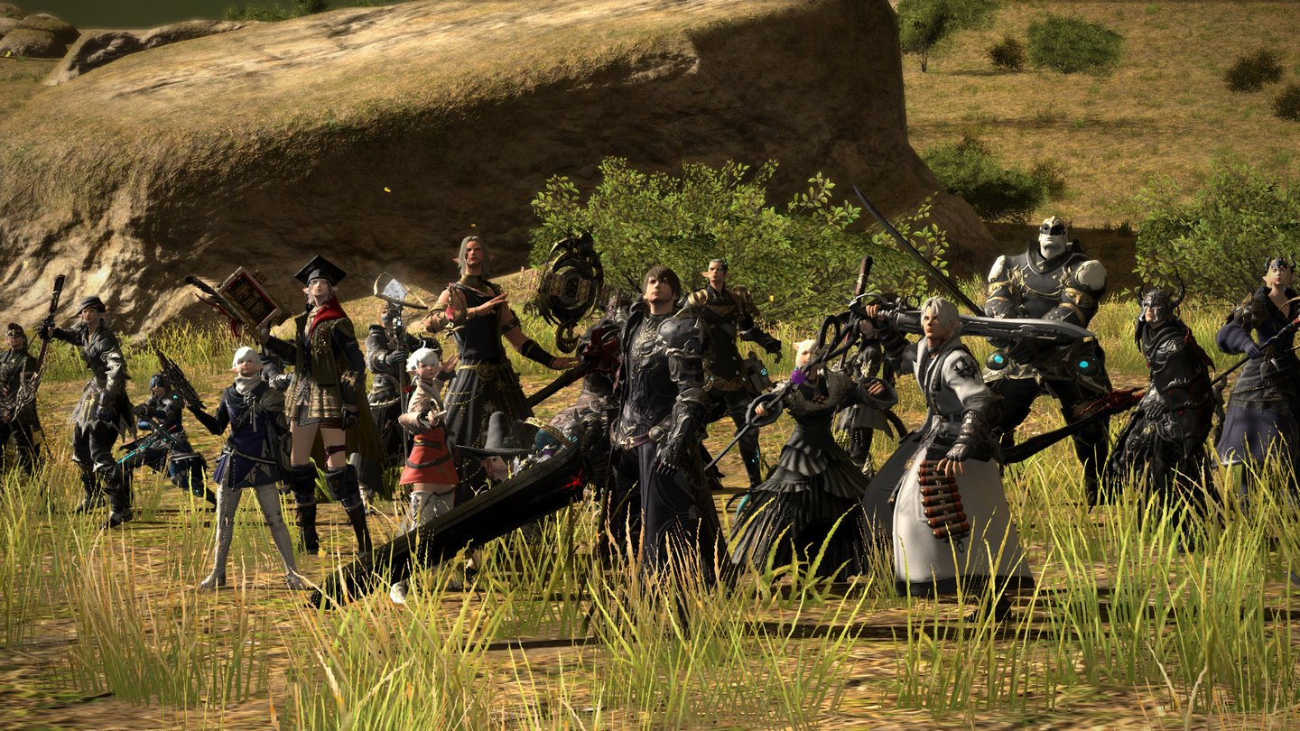Final Fantasy 14 Online: Shadowbringers
