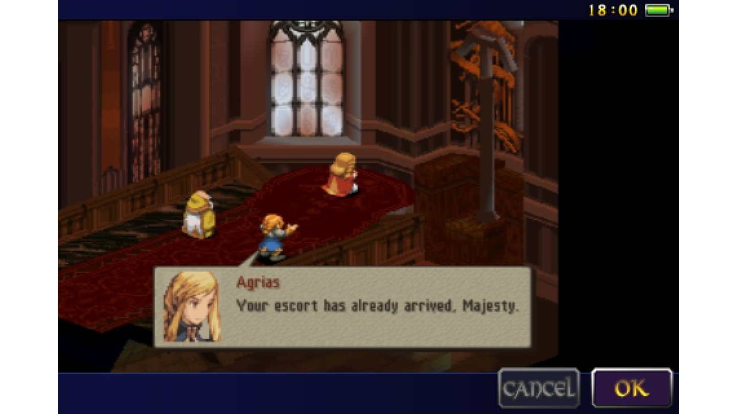 Final Fantasy Tactics: TWotL iPhone