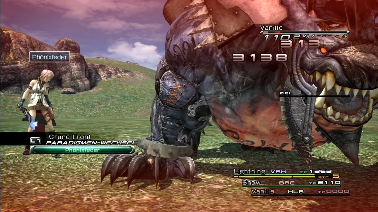 Final Fantasy XIII [PS3, 360]
