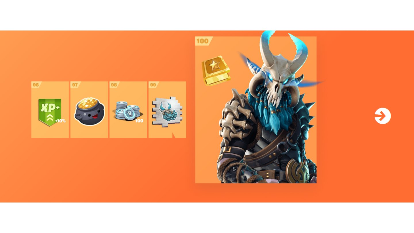 Fortnite - Alle Belohnungen aus dem Battle Pass zu Season 5