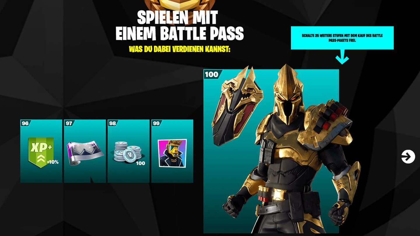 Battle Pass Season 10