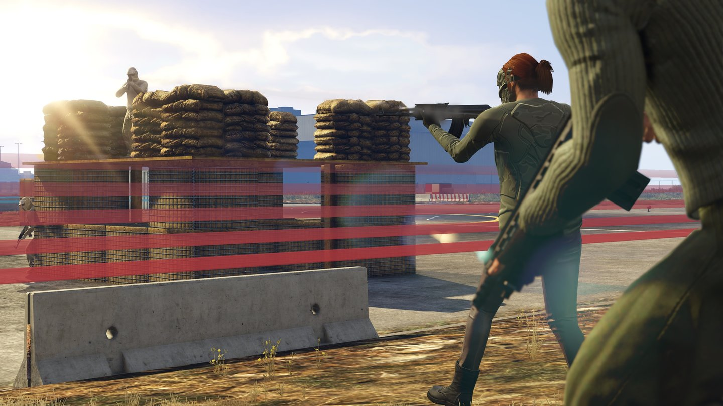 GTA Online - Freemode-Update