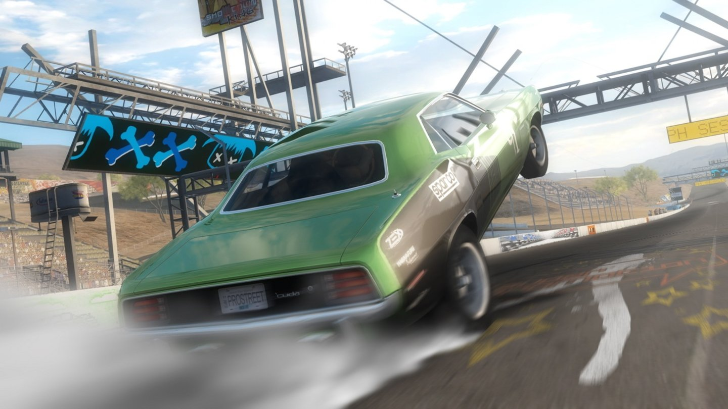 Need for Speed Pro Street 4