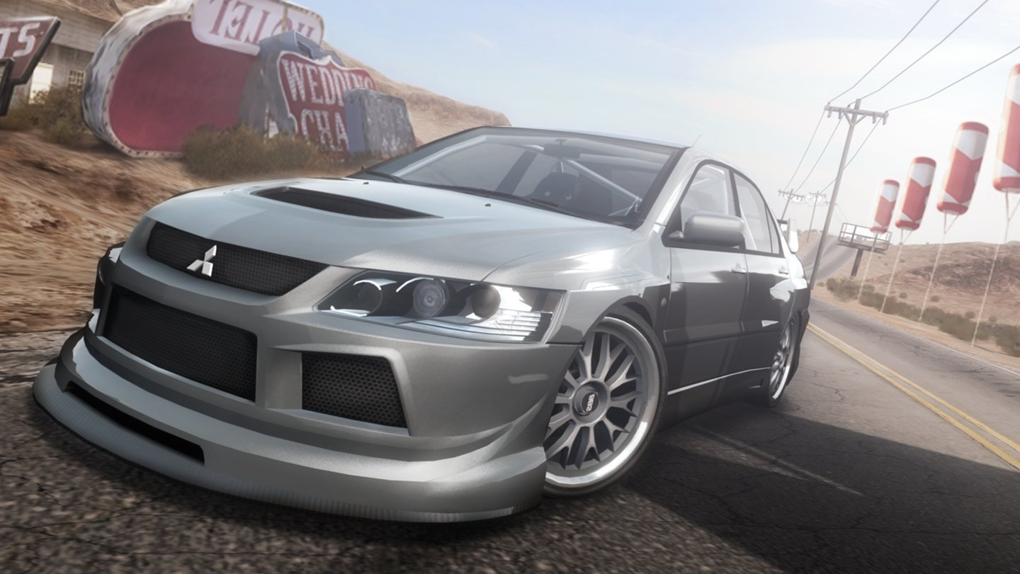 Need for Speed ProStreet 9