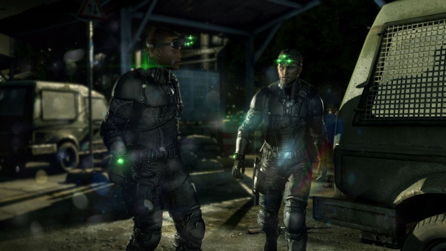 Splinter Cell: Blacklist (Koop)