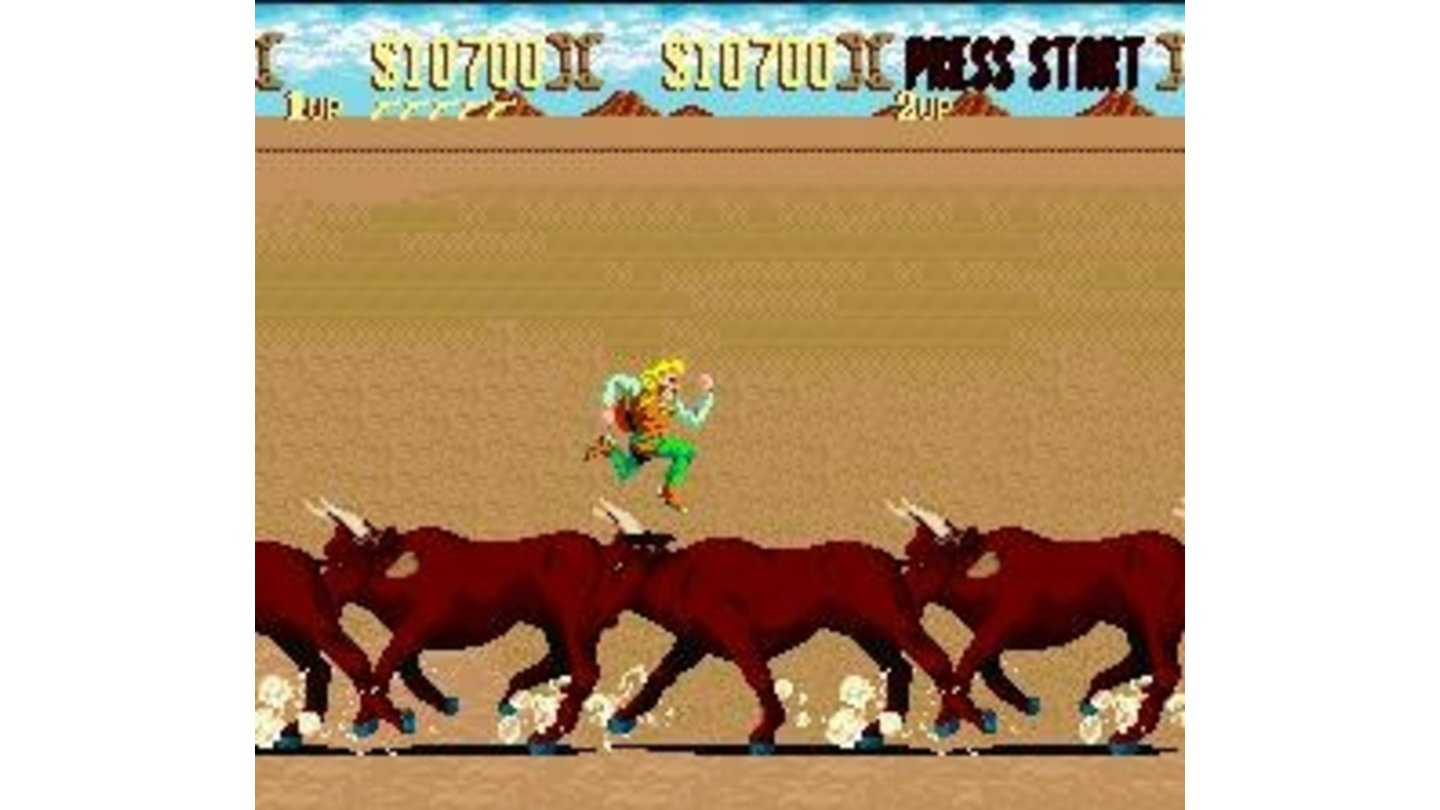 The best physical exercise for legs: race in bulls!