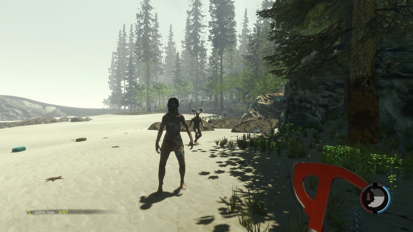 The Forest - Early-Access-Version