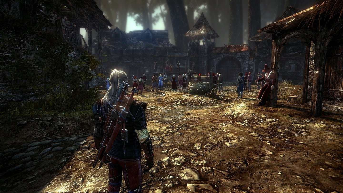 The Witcher 2: Assassins of Kings: E3 2010 Screenshots