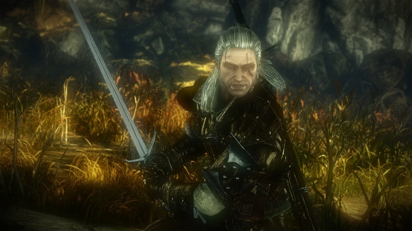 The Witcher 2: Assassins of KingsGeralt von Riva, der grauhaarige Monsterjäger, Weiberheld und Schwertschwinger ist wieder da ...